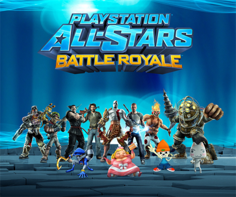 Playstation All Stars Battle Royale Pushed Back