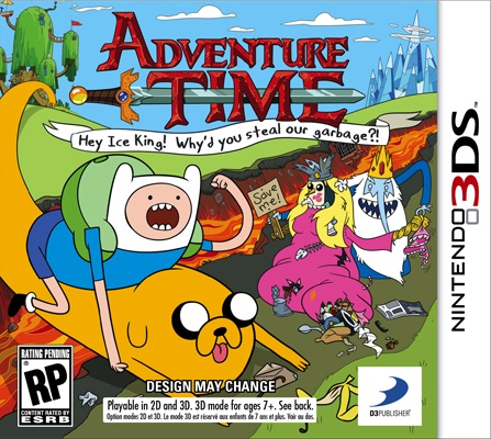 Adventuretimevideogame