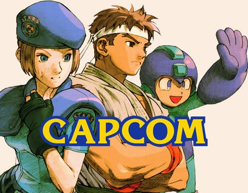 Capcom+Sound+Team+capcom