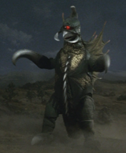 Hey Gigan, can you open this . . . Jesus does nobody have any hands?